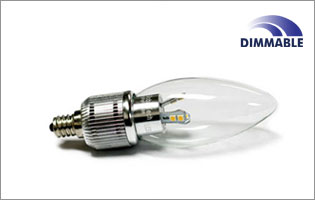 LED Torpedo 5 Watt Dimmable